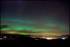 Blink and You'll Miss It (chimpaction) Tags: longexposure news d50 stars scotland nikon aberdeenshire bbc ursamajor northernlights auroraborealis howe alford theplough thebigdipper cairnballoch abigfave Astrometrydotnet:status=failed calendar2009 Astrometrydotnet:id=alpha20090200348440 Astrometrydotnet:id=alpha20090216154142