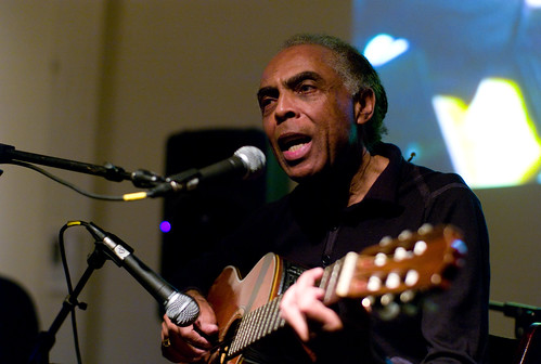Gilberto Gil by Joi.