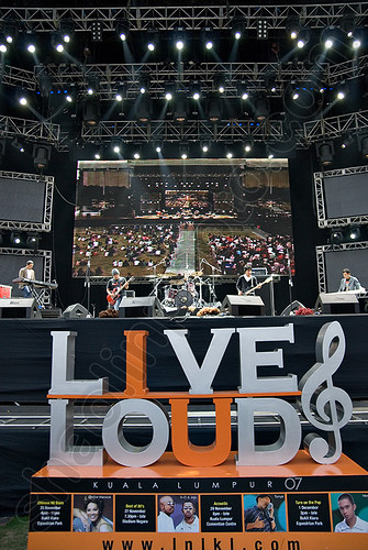 Live and Loud 2007 - Kuala Lumpur, Malaysia
