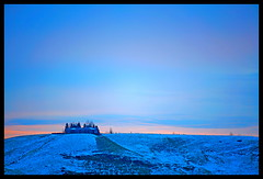 """Little Ranch on the Prairie"" (stevenbulman44) Tags: ranch morning house cold home alberta anawesomeshot creativephotographers"