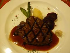 黒毛和牛フィレ肉のグリル