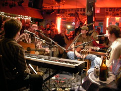 Songwriter Session at the Bluebird Cafe: Jamie...