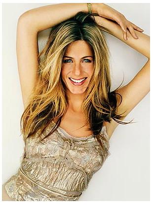 Jennifer Aniston by Modern Girl Style