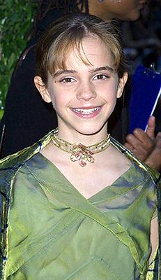 young emma watson pic 2001