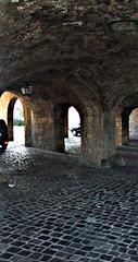 Würzburg: Under the Alte Kranen (bill barber) Tags: stone germany deutschland bavaria bill sandstone arch pierre main william franconia cobblestone german elements barber alemania vault cobbles rhine tyskland stein allemagne sandstein wurzburg würzburg bundesrepublik casanova germania alemanha duitsland grès deutsche wesel piedra rivercruise photoshopelements lallemagne wuerzburg westphalia rhinemaindanube unterfranken rhinewestphalia billbarber regierungsbezirk doitsu niemcy njemačka saksa németország arenisca njemacka германия nemecko wdwbarber northernrhine williambarber peterdeilmann bbarber1 mscasanova germània altekranen