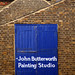 John Butterworth: Painting Studio