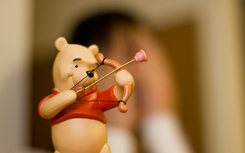 Struck by [Cupid] Pooh