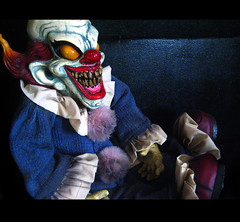 It (blonde_sage) Tags: clown it pennywise darkcarnival mezco cadavertheclown
