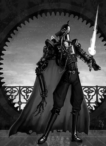 #053 Retro Darth Vader