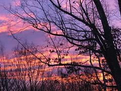 february sky, 7 a.m.