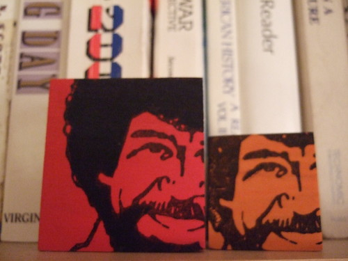 Bob Ross Blocks