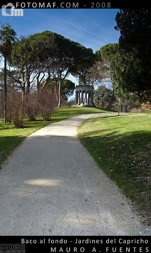 Parque del Capricho