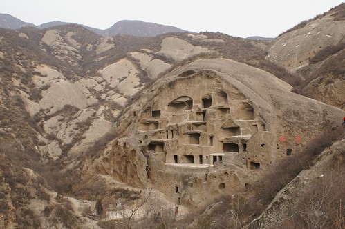 guyaju ancient chinese cave dwelling