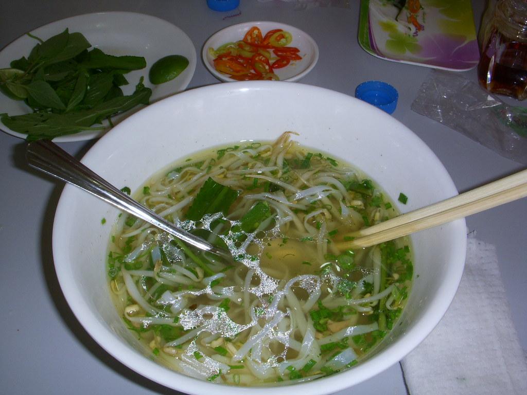 pho bo, sopa vietnamita