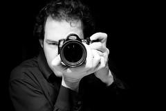 Man In The Mirror (kozumel) Tags: portrait blackandwhite bw selfportrait black me self myself mirror yo nikond50 espejo autorretrato 32mm project365 camera:brand=nikon weekninemirror flickr:user=kozumel geo:continent=europe flickr:user=42962212n00 twitter:user=kozumel lastfm:user=kozumel web:site=kozumelinfo camera:manufacturer=nikon flickr:userid=42962212n00 twitter:username=kozumel dopplr:traveller=kozumel flickr:userid=kozumel