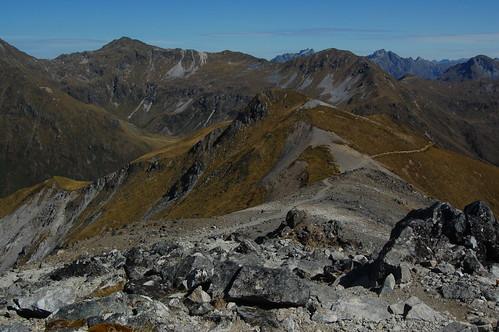 Nový Zéland - Kepler track