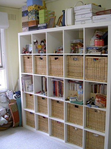 Expedit bookshelf