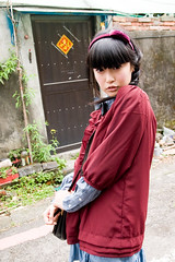 Akina (swanky) Tags: portrait people woman cute girl beautiful beauty canon asian eos md model women pretty taiwan babe belle taipei   tamron 2008 taiwanese image01  30d    akina a16   1750mm  tamronspaf1750mmf28xrdiiildasphericalifmodela16  emiruemirue ak