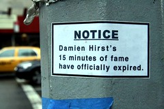 Notice! (Chiefrocker9000) Tags: art sticker stickerart notice expired damienhirst officially