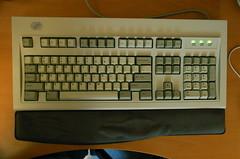 IBM 101 buckling spring keyboard