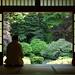 新緑の和室