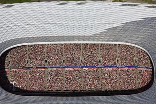 FC Bayern Munich fans