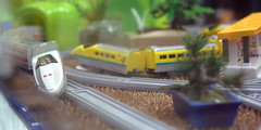 Train derailed (jomme) Tags: train thailand toys bangkok derailed incidente incidenteferroviario deragliato