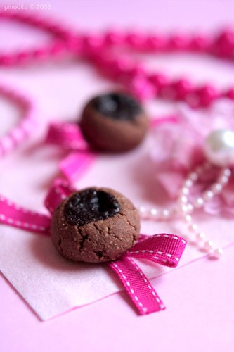 Chocolate Ganache Drops