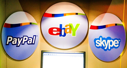 PayPal, eBay and Skype