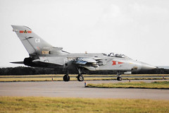 (scobie56) Tags: panavia tornado f3 raf royal air force leuchars fife scotland 6x4 scans