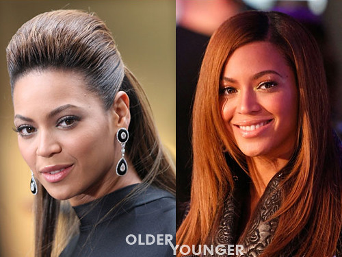 beyonce-knowles-hairstyle by wiehanne