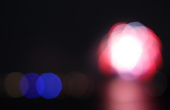 I'm bokeh, you're bokeh, pure bokeh, okay? (Fireworkskeh and Boatlightkeh for HBWE!) (kevin dooley) Tags: eve light lake reflection water canon wednesday happy fire 50mm boat day im fireworks bokeh michigan 14 4 watch explosion 4th july youre works independence ok boke 2009 boquet okay diffuse newbuffalo boquette boka hbw  bokay 40d  hbwe