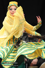 Yalli - Folk Dance (SanforaQ8) Tags: camera music green yellow lens photo dance nikon folk group picture free photographers pic kuwait kw q8 400mm 2011 azerbaijani yalli d3s sanfora nadamarafie nstudiolivecom wwwnstudiocomkw 66383666