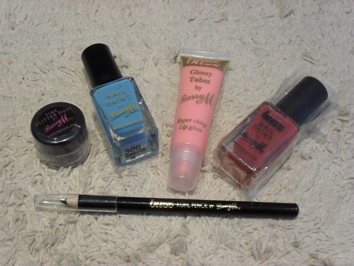 Barry M Giveaway! | The Student's Guide To Nail Polish