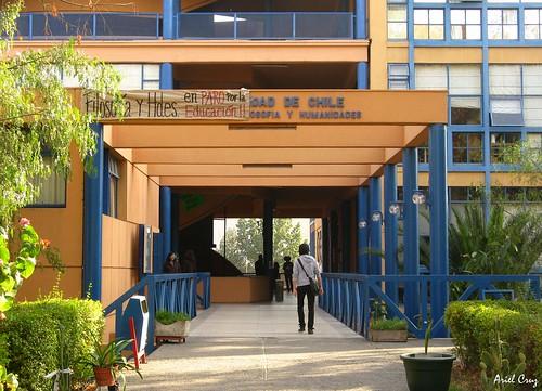 Facultad de Filosofía y Humanidades / Universidad de Chile