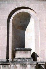 MD_Baltimore__0064 (TNoble2008) Tags: arch blind niche 1929 materialstone architectjohnrussellpope materialstonelimestone