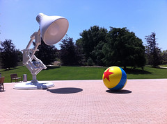 Luxo and ball