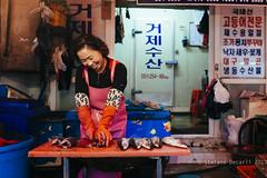 Mercato del pesce (Stefano Decarli) Tags: travel temple culture monaco seoul busan actress tradition foreign kimchi southkorea fishmarket viaggio reportage modernity tempio  attrice hanguk coreadelsud
