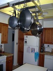 Pot rack - 2