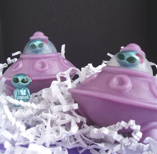 Girlie Soap UFO