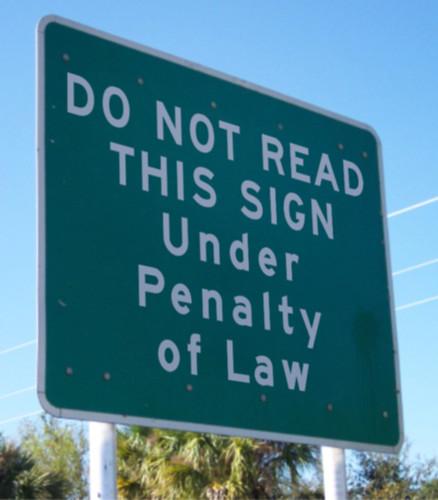 señal ley