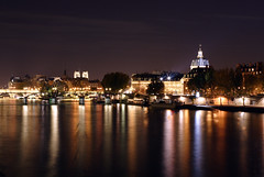 seine river (vidame) Tags: paris france seine night xt raw 2007 35mmf14