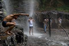 Talakona (Vivek M.) Tags: travel india trek waterfall south culture andhra pradesh talakona