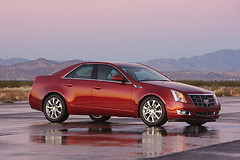 2008 Cadillac CTS: All-New Technology, Design and Hand-Crafted Interior