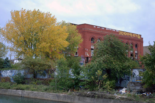 Gowanus in Fall