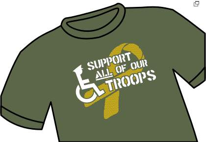 support our wheelchairs