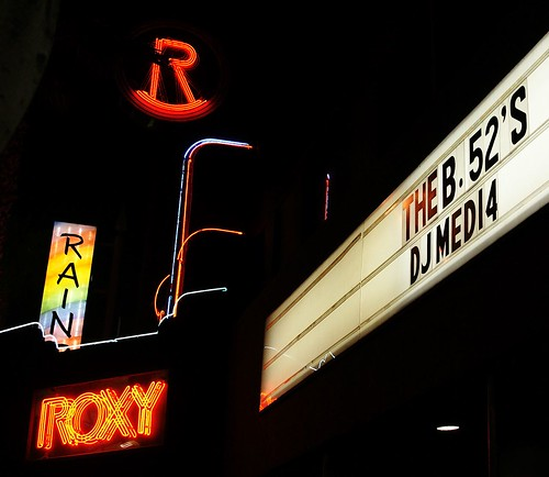 B52's at The Roxy Theatre