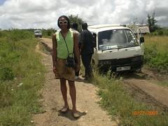 Stuck in Galana