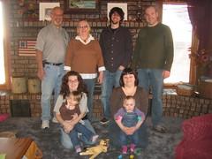 Hendricks Family Take 5