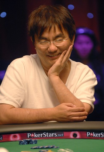 APPT Macau 2007 High Roller Event: Tony Ng
